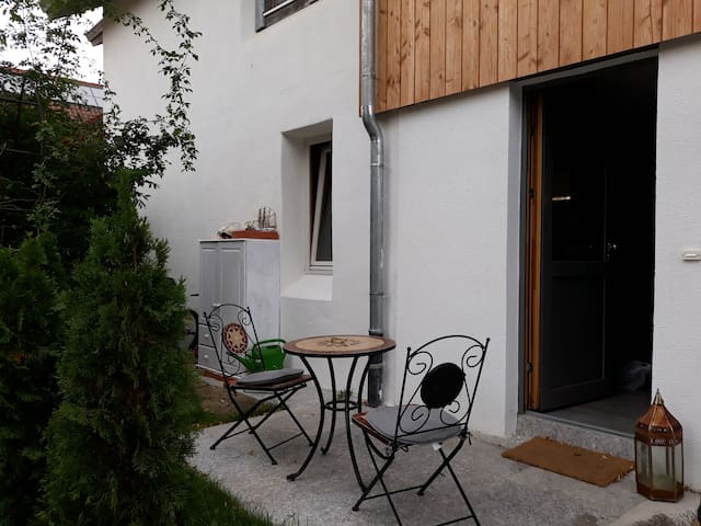 Süße Wohnung mit vielen Extras :)