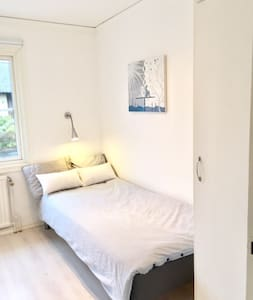 Nice and cozy room in my villa in Lund - Lund - Villa