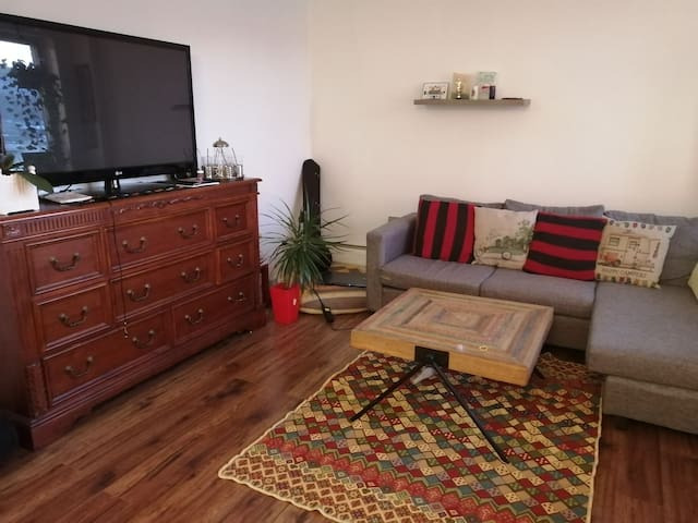 Heart of plateau Mile end, renovated cozy place
