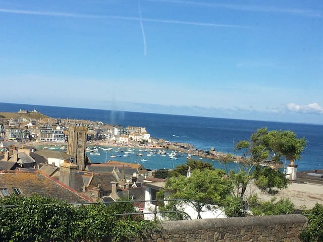 Harbour View Studio 500m from beach - Saint Ives - Apartemen