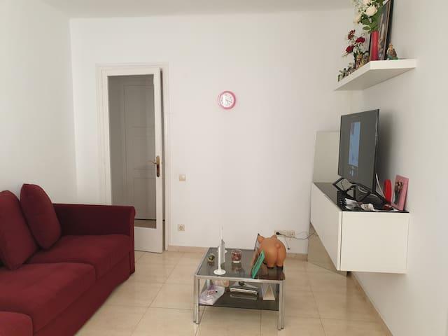 Habitación doble Barcelona