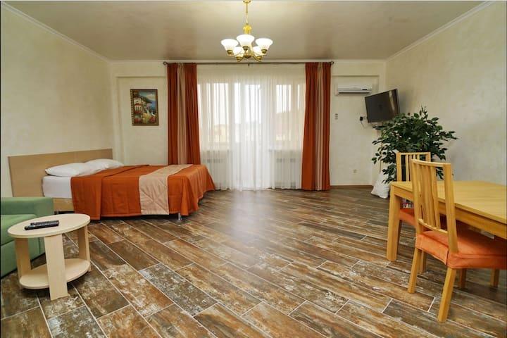Апартаменты-студио - Olginka - Apartment