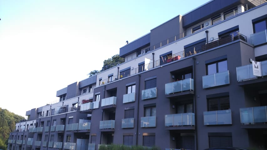 New building of 65 appartments