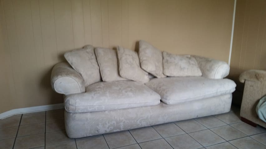 Cajun Country Comfy Sofa bed - Breaux Bridge - Hus