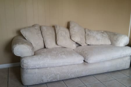 Cajun Country Comfy Sofa bed - Breaux Bridge - 一軒家