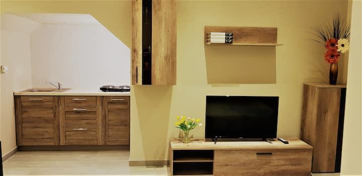 Luxury Designer Finished Studio in Valletta