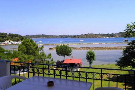 1 BD, Apartment, Waterfront in Vourvourou Sithonia - Vourvourou