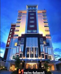 Deluxe Room in Ambon by Swiss-Belhotel