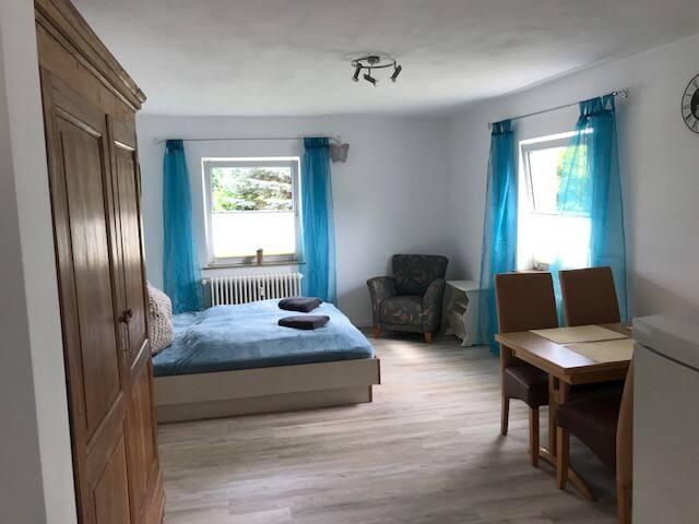 Komplettes Appartement 300m zum Strand!