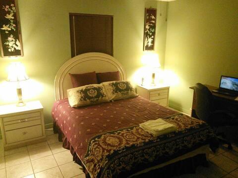 Quiet, Comfortable Room
