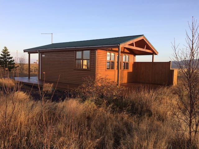 Tjarnholtsmýri 3 Cottage