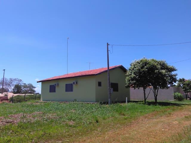 Rancho em Porto Maringá