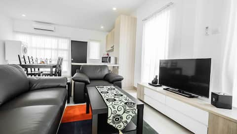 Sentral Residence Serviced Apartment - One Bedroom