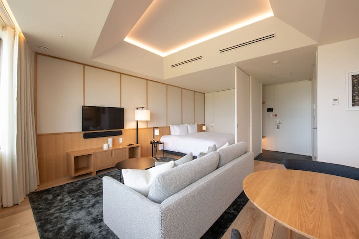 Skye Niseko Studio Room Resort Side