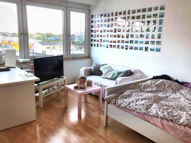 Zentrale wunderschöne kleine Wohnung mit Domblick