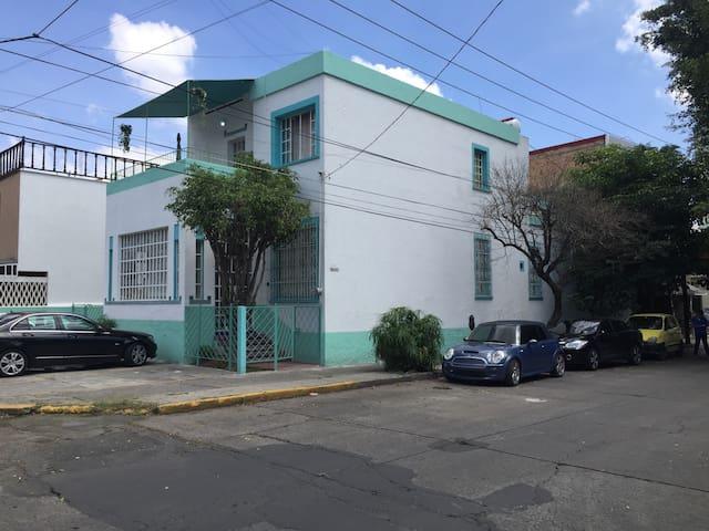 CASA MEXICO 4