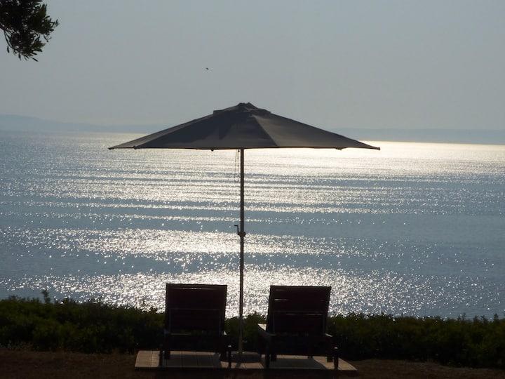 Beachfront Villa Halkidiki (350m2)