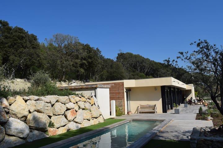Maison Contemporaine Luberon - Mérindol - Hus