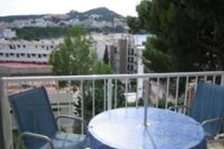 Nice studio with sea views and pool in Santa Ponsa - Santa Ponsa