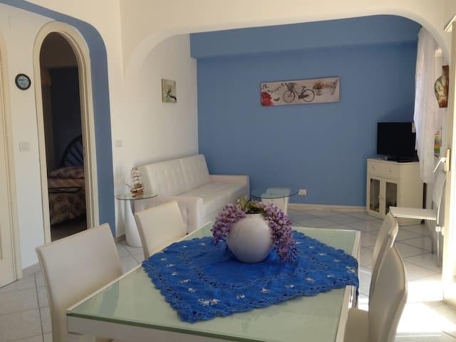 Vacanze al mare - Sant'Alessio Siculo - Appartement