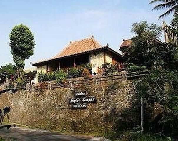 New Ndalem Joglo Hinggil Private Villa