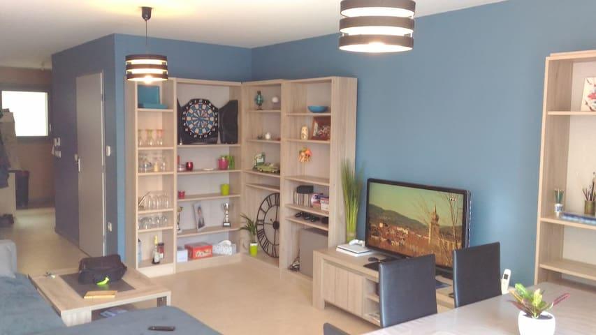 Chambre a 2 pas du Golf de Poitiers - Poitiers - Apartamento
