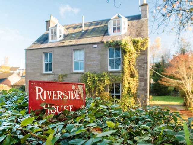 RIVERSIDE HOUSE, pet friendly in Blairgowrie, Ref 962604