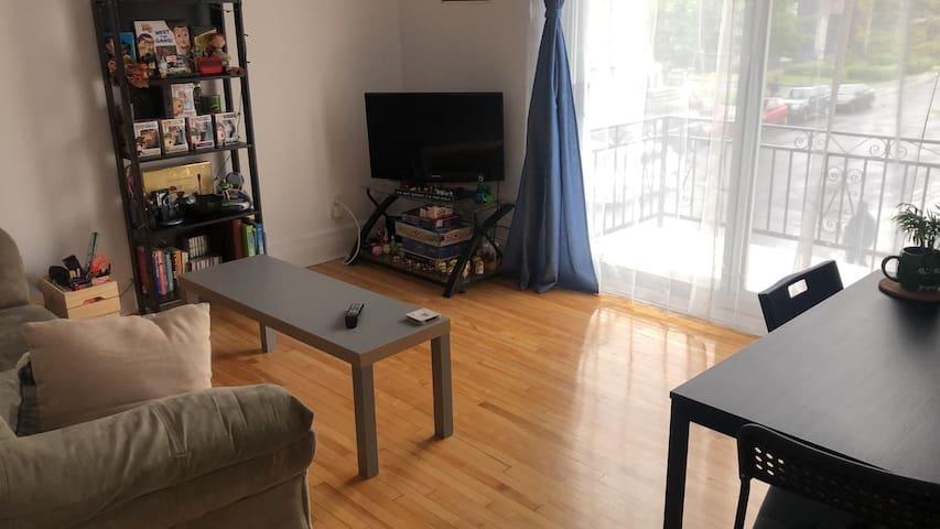 Cozy apartment in Parc