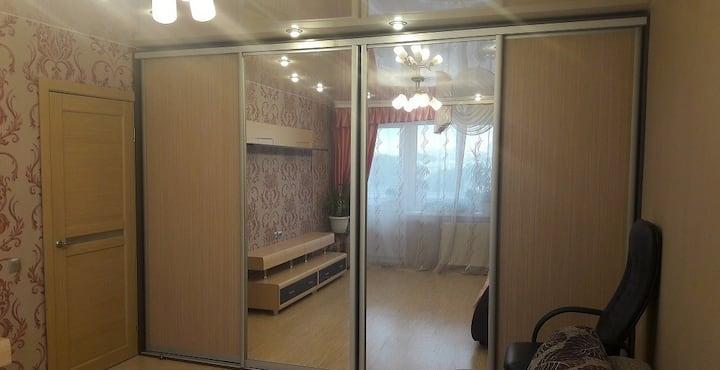 уютная 1к квартира