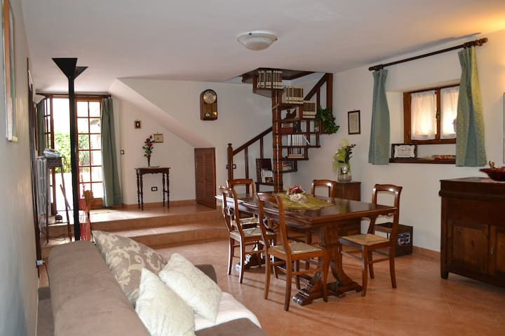 "Holiday apartment ""Le Magnolie"" - Spello - Daire"