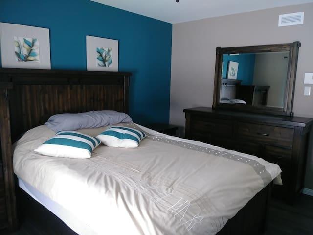 Maison à Gaspé, idéale pour y relaxer