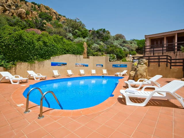 2-room apartment 30 m² Costa Paradiso