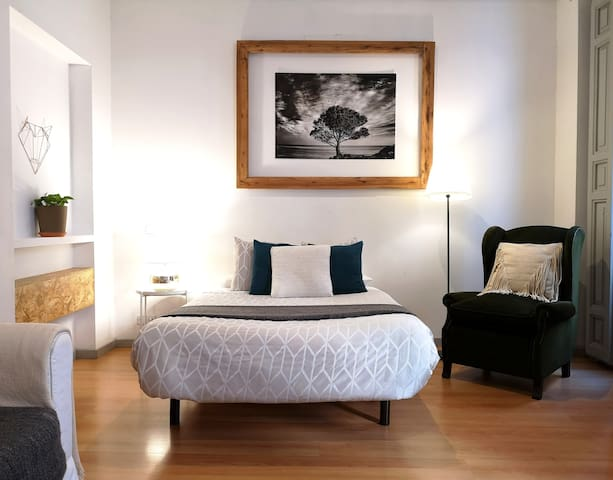 Live and enjoy in the heart of madrid
