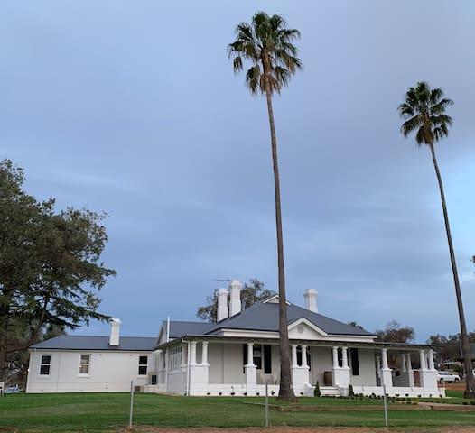 Allonby Farm Homestead Wagga NSW