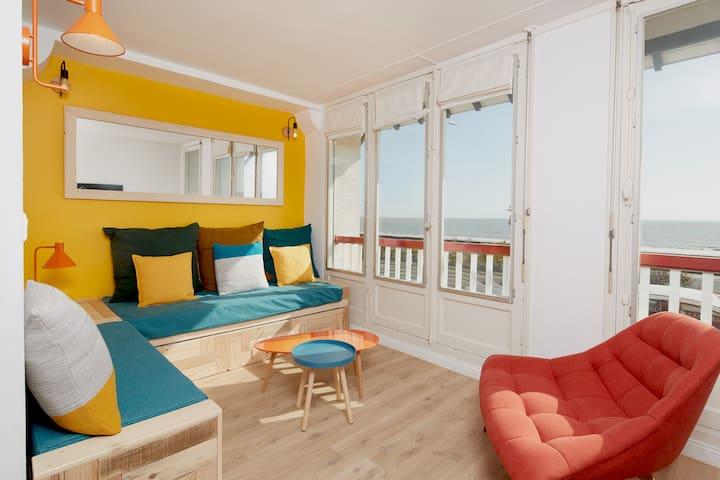 "Vue sur mer La Baule ""Venice Beach"""