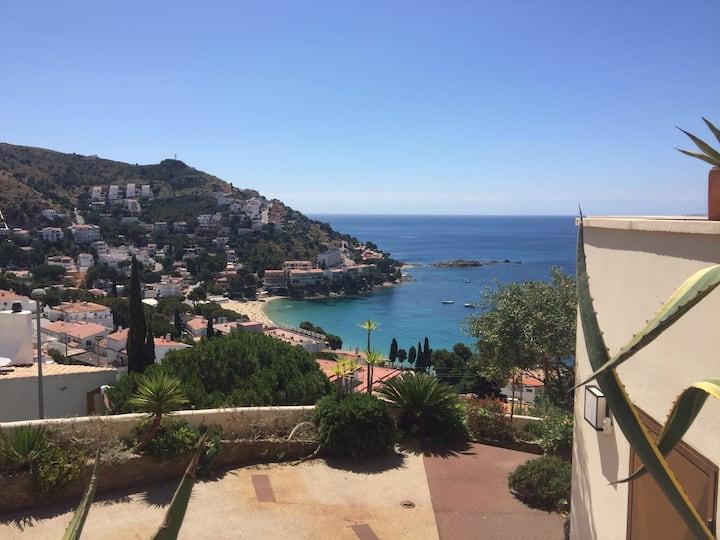 Magnifique villa vue panoramique mer