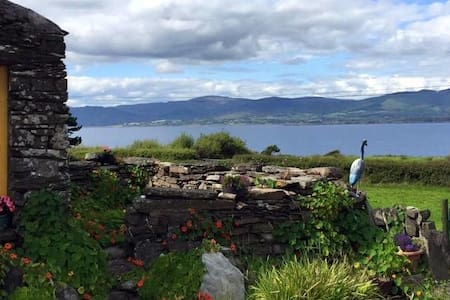 Double room in 300yr old Farmhouse - Bantry - Haus