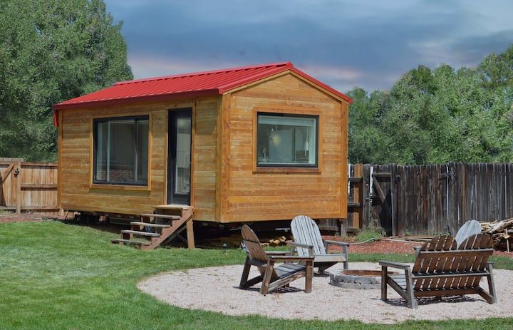 Brand New Tiny House Near DTC and Trails