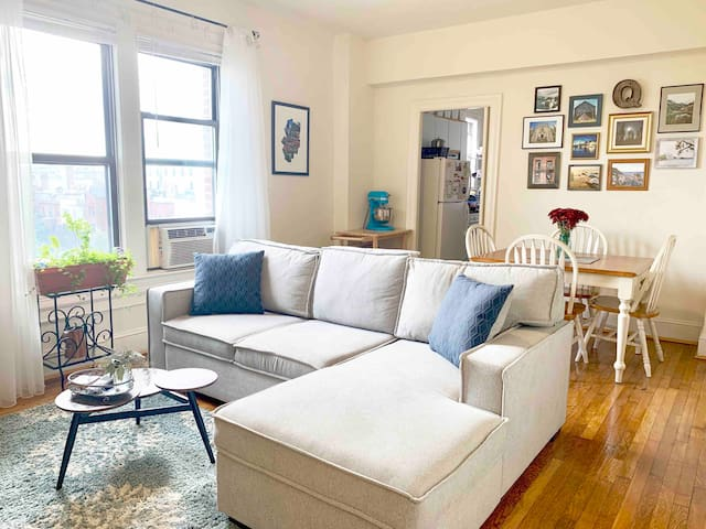 Sunny apartment in the heart of Dupont Circle