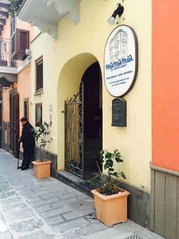 Mamamia guest house Lipari