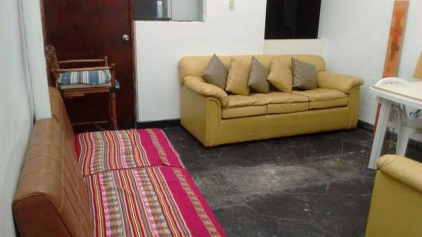 living room - common area