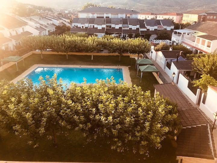 Apartamento en plena sierra de Gredos