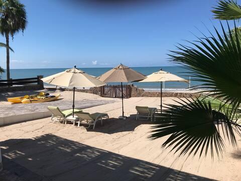 Hermosa casa en Playa Privada