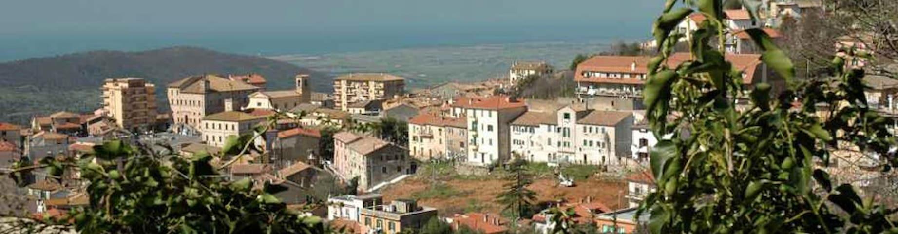 stanza relax mare & monti:)) - Allumiere - Wohnung