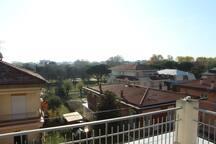 Attico panoramico a Miramare di Rimini