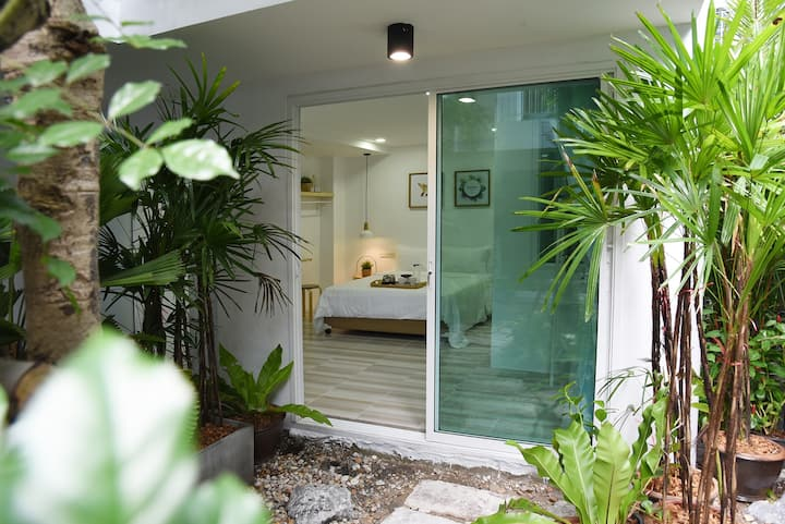 Modern New room, 1 km. to Surin Beach
