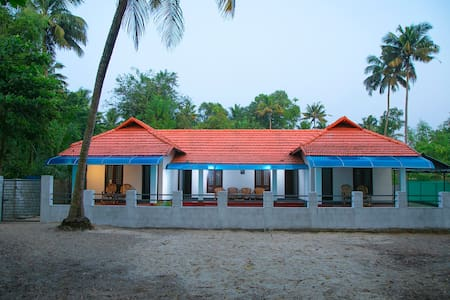 Brand new property right next to Marari Beach