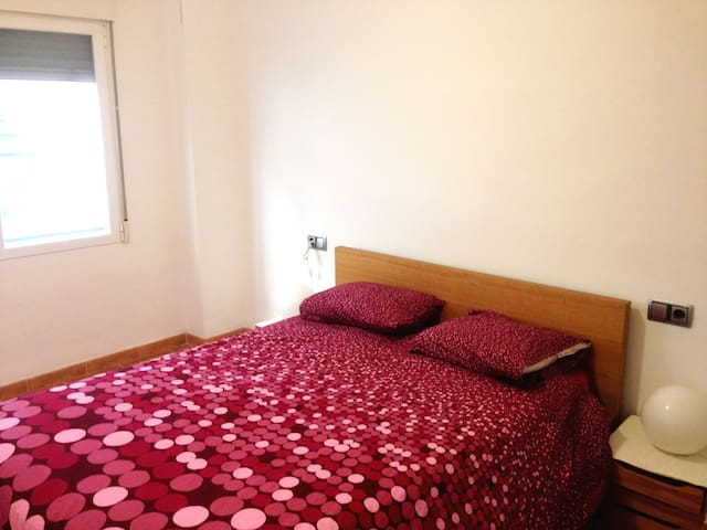 Private room in the downtown area of Valencia. - València - Apartment