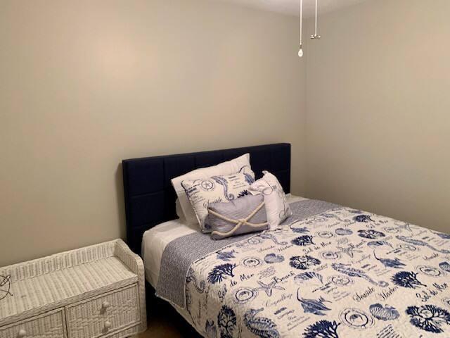 Bedroom 3 - Queen Tempurpedic Bed