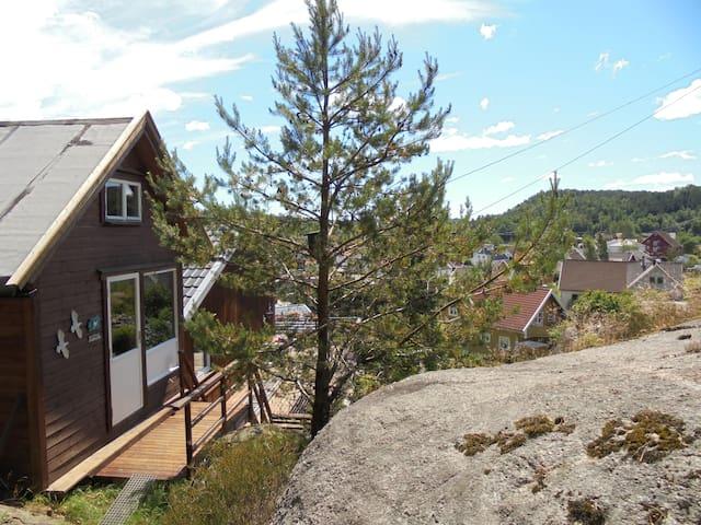 Ferien und Wanderhütte in Søgne